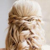 Bridal Work & Hair Up