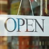 Open at Weekends